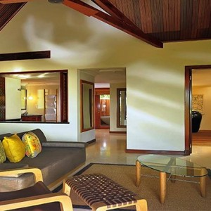 Constance Lemuria - Luxury Seychelles Honeymoon Packages - Presidential villa bedroom