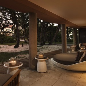 Constance Lemuria - Luxury Seychelles Honeymoon Packages - Senior Suite Terrace