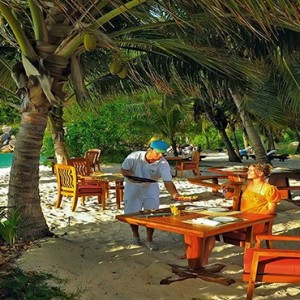 Constance Lemuria - Luxury Seychelles Honeymoon Packages - Takamaka Restaurant