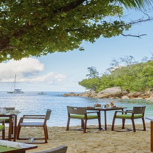 Constance Lemuria - Luxury Seychelles Honeymoon Packages - Takamaka Restaurant1