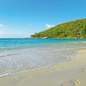 Constance Lemuria - Luxury Seychelles Honeymoon Packages - beach3