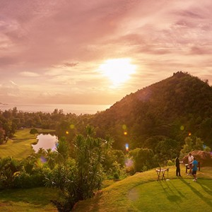 Constance Lemuria - Luxury Seychelles Honeymoon Packages - golf1