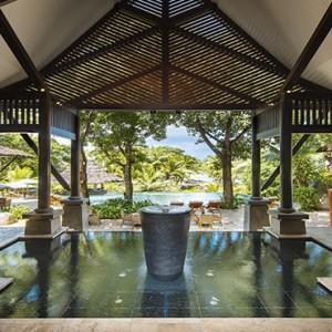 Constance Lemuria - Luxury Seychelles Honeymoon Packages - lobby