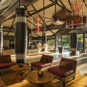 Constance Lemuria - Luxury Seychelles Honeymoon Packages - lobby1