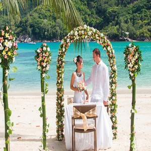 Constance Lemuria - Luxury Seychelles Honeymoon Packages - wedding