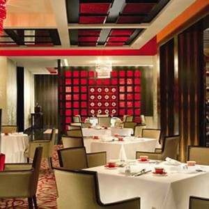 Shang Palace - shangri la singapore - luxury singapore honeymoon packages