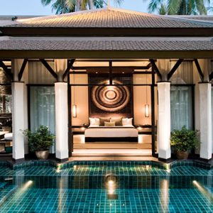 Thailand Honeymoon Package Banyan Tree Samui Deluxe Pool Villa