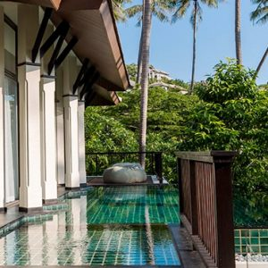 Thailand Honeymoon Package Banyan Tree Samui Deluxe Pool Villa3