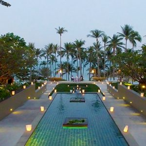 Thailand Honeymoon Package Banyan Tree Samui Destination Dining