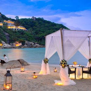 Thailand Honeymoon Package Banyan Tree Samui Destination Dining1