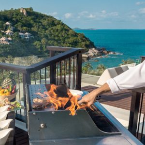 Thailand Honeymoon Package Banyan Tree Samui Flavours Taste Of India