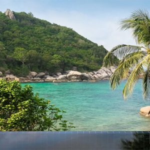 Thailand Honeymoon Package Banyan Tree Samui Ocean View Pool Villas