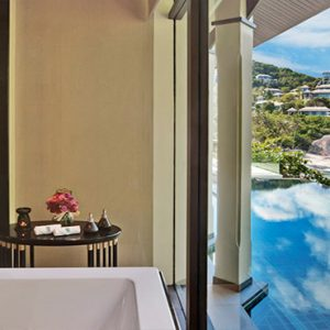Thailand Honeymoon Package Banyan Tree Samui Ocean View Pool Villas2