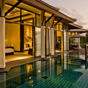 Thailand Honeymoon Package Banyan Tree Samui Presidential Pool Villa