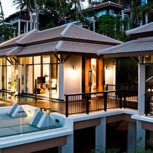 Thailand Honeymoon Package Banyan Tree Samui Royal Banyan Ocean Pool Villa2