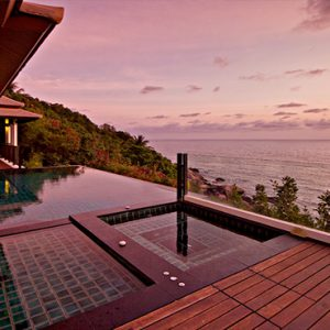 Thailand Honeymoon Package Banyan Tree Samui Royal Banyan Ocean Pool Villa3