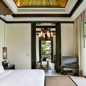 Thailand Honeymoon Package Banyan Tree Samui Spa Sanctuary Pool Villa