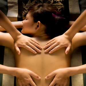 Thailand Honeymoon Package Banyan Tree Samui Spa Massage