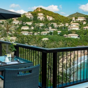 Thailand Honeymoon Package Banyan Tree Samui Al Fresco Dining