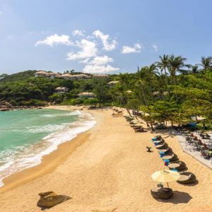 Thailand Honeymoon Package Banyan Tree Samui Beach