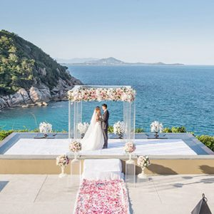 Thailand Honeymoon Package Banyan Tree Samui Wedding