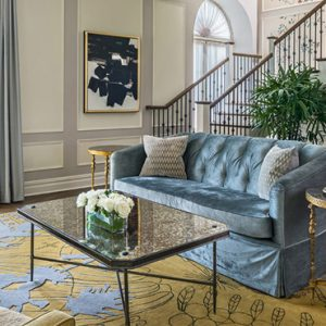 Luxury New York holiday The Plaza New York Grand Penthouse Two Bedroom Terrace Suite 2
