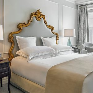 Luxury New York holiday The Plaza New York Pulitzer Fifth Avenue One Bedroom Suite King