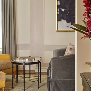 Luxury New York holiday The Plaza New York Vanderbilt Fifth Avenue Two Bedroom Suite