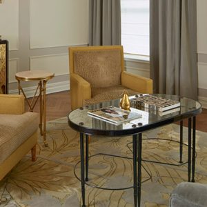 Luxury New York holiday The Plaza New York Vanderbilt Fifth Avenue Two Bedroom Suite 2