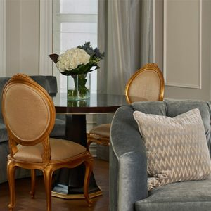Luxury New York holiday The Plaza New York Vanderbilt Fifth Avenue Two Bedroom Suite 5
