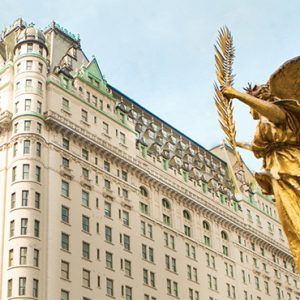 New York Honeymoon Packages The Plaza New York Exterior