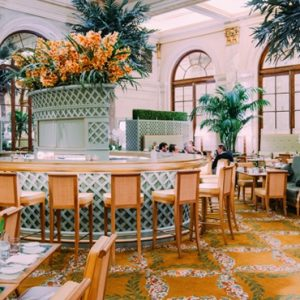New York Honeymoon Packages The Plaza New York Dining