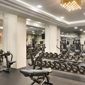 New York Honeymoon Packages The Plaza New York Gym