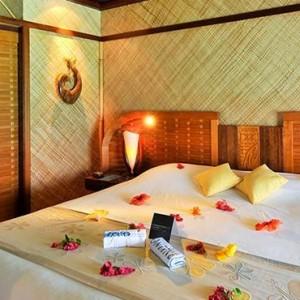5 End Of Pontoon Horizon Overwater Villa - Intercontinental Bora Bora Le Moana Resort - Luxury Bora Bora Honeymoon Packages