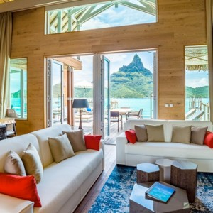 Brando Suite 2 - InterContinental Bora Bora Resort and Thalasso Spa - Luxury Bora Bora honeymoon Packages