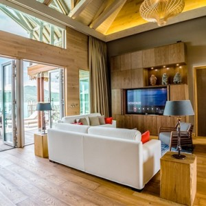 Brando Suite 3 - InterContinental Bora Bora Resort and Thalasso Spa - Luxury Bora Bora honeymoon Packages
