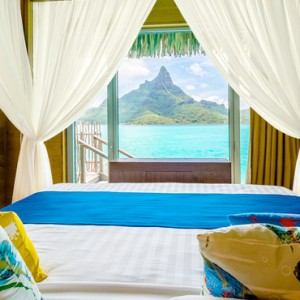 Brando Suite 5 - InterContinental Bora Bora Resort and Thalasso Spa - Luxury Bora Bora honeymoon Packages