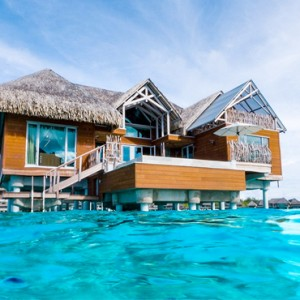 Brando Suite 7 - InterContinental Bora Bora Resort and Thalasso Spa - Luxury Bora Bora honeymoon Packages