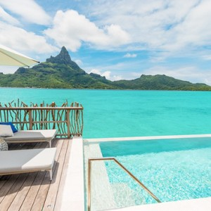 Brando Suite - InterContinental Bora Bora Resort and Thalasso Spa - Luxury Bora Bora honeymoon Packages