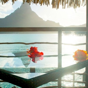Diamond Otemanu Overwater Villas - InterContinental Bora Bora Resort and Thalasso Spa - Luxury Bora Bora honeymoon Packages