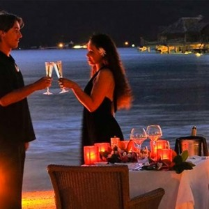 Dining 11 - InterContinental Bora Bora Resort and Thalasso Spa - Luxury Bora Bora honeymoon Packages