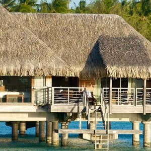 Emerald Overwater Villa 3 - InterContinental Bora Bora Resort and Thalasso Spa - Luxury Bora Bora honeymoon Packages