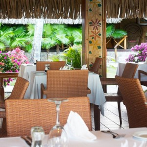 Noa Noa - Intercontinental Bora Bora Le Moana Resort - Luxury Bora Bora Honeymoon Packages