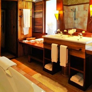 Poevai Overwater Suite 2 - Intercontinental Bora Bora Le Moana Resort - Luxury Bora Bora Honeymoon Packages