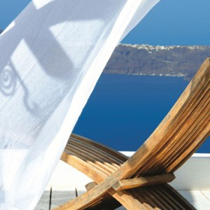 Pool 3 - sun Rocks Hotel Santorini - luxury santorini honeymoon packages