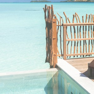 Pool Premium Overwater Villa 2 - InterContinental Bora Bora Resort and Thalasso Spa - Luxury Bora Bora honeymoon Packages