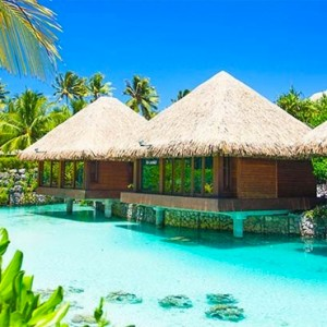 Spa 4 - InterContinental Bora Bora Resort and Thalasso Spa - Luxury Bora Bora honeymoon Packages
