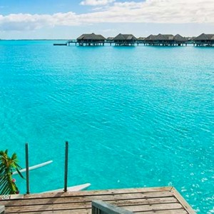 Villas - InterContinental Bora Bora Resort and Thalasso Spa - Luxury Bora Bora honeymoon Packages