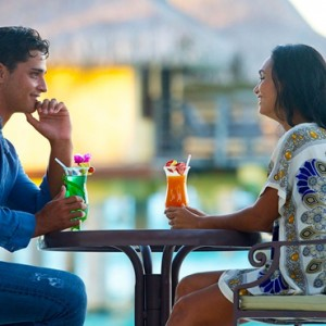 Vini Vini - Intercontinental Bora Bora Le Moana Resort - Luxury Bora Bora Honeymoon Packages