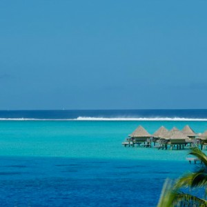 beach 2 - Intercontinental Bora Bora Le Moana Resort - Luxury Bora Bora Honeymoon Packages